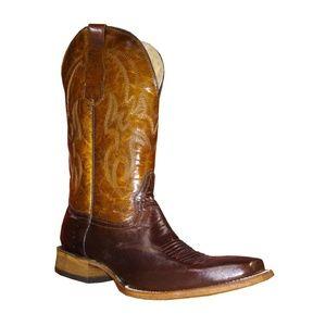 Circle G Men's Square Toe L5196 Boots